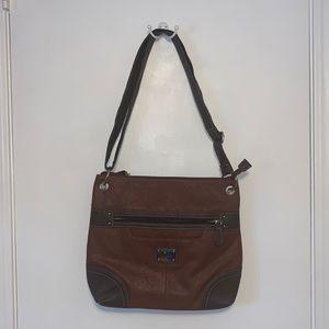 Stone & Co   Leather Crossbody/Shoulder Bag
